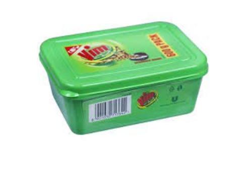 Vim Dishwash Bar Tub Lemon, 500 gm