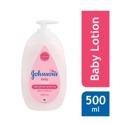 Johnson's Baby Lotion - 500 ml