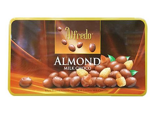 Alfredo Almond Milk Chocolate 180 gm