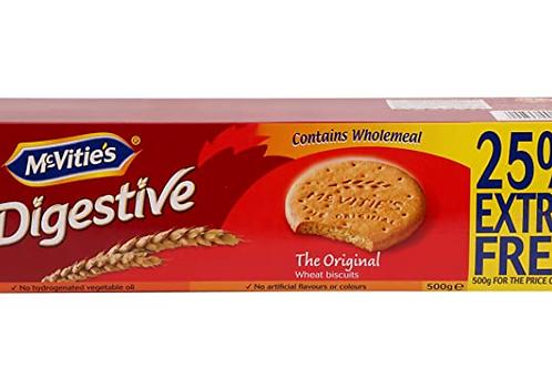 McVities Digestive 500 gm