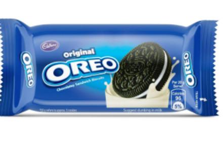 Cadbury Oreo Original Vanilla Creme Biscuit - 46.3 gm