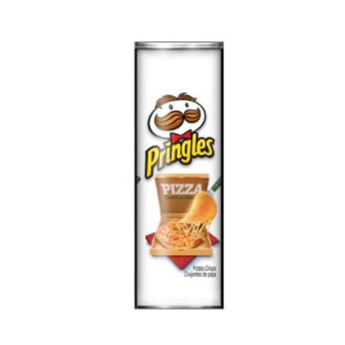 Pringles Pizza Flavour, 110 gm