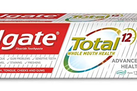 Colgate Total Whole Mouth Health (Advanced Health) Toothpaste 120 gm