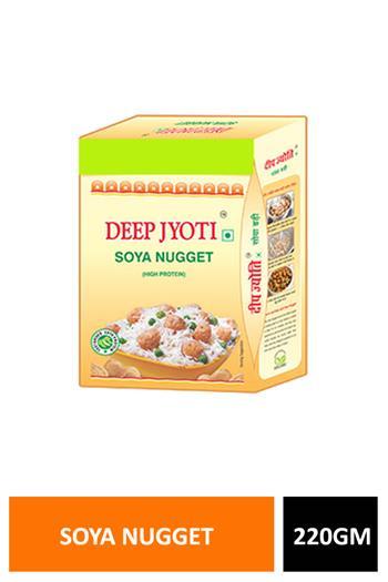 Deep Jyoti Soya Chunks  - 200 gm