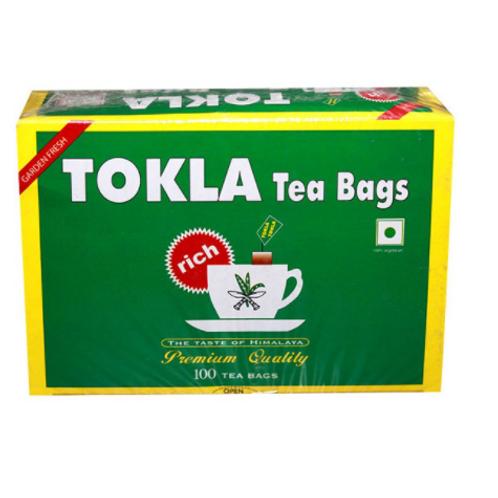 Tokla Tea Bags (Rich) 200 gms (100 bags)