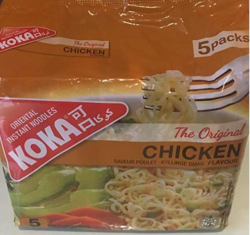Koka Chicken Noodles (Pack of 5)