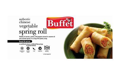 Vegetable Spring Roll - 200 gms