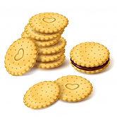 biscuit-cookies-cracker-with-cream-vecto