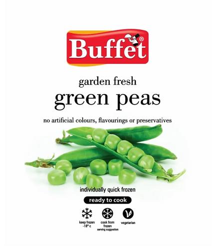 Buffet Green Peas - Garden Fresh - 1 Kg