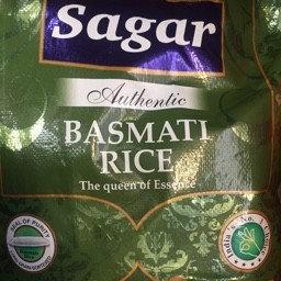 Sagar Basmati Rice - 25 Kg