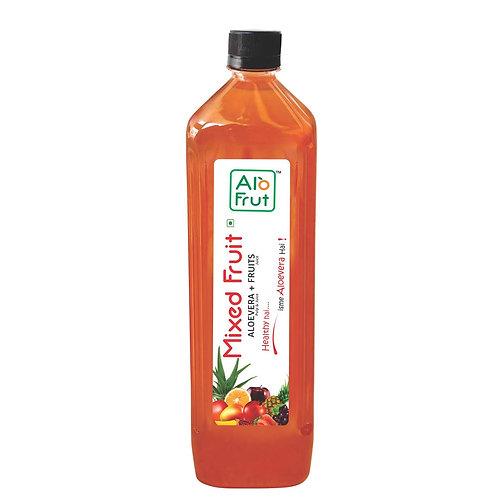 AloFrut Mixed Fruit Aloevera Juice - 1 L