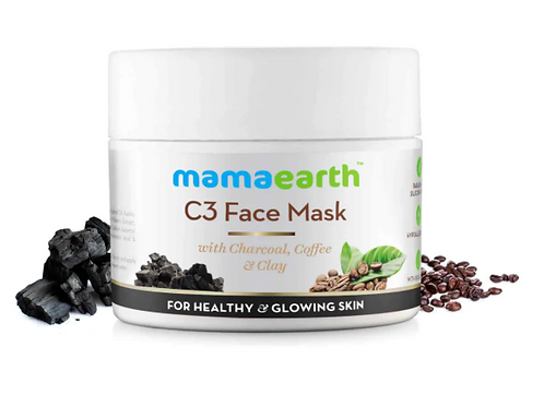C3 Face Mask for healthy & glowing skin, 100ml