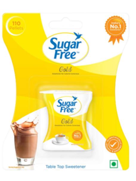 Sugar Free Gold 110 Pellets