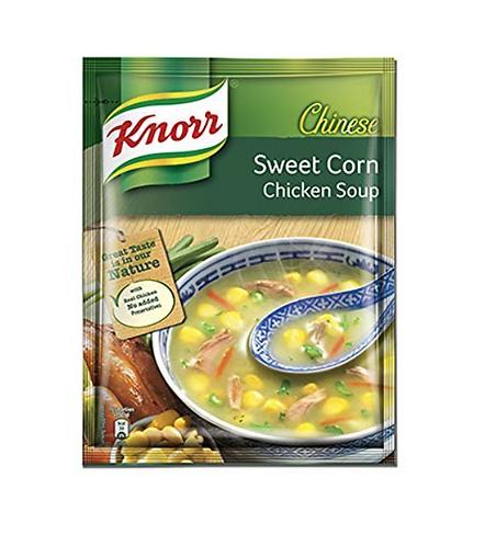 Knorr Sweet Corn Chicken Soup, 42 gm