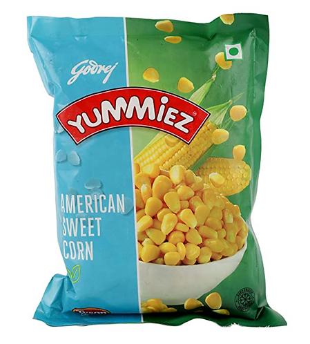 American Sweet Corn Pouch, 400 gm