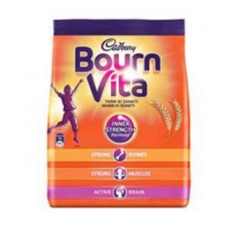 Cadbury Bournvita Normal Refill Pack - 500 gm