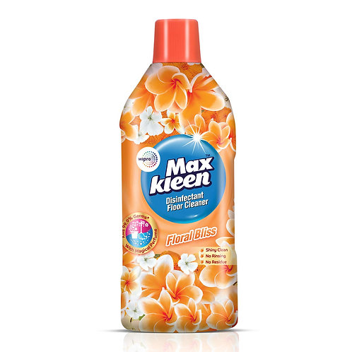 Max kleen Disinfectant floor Cleaner Floral Bliss - 200 ml