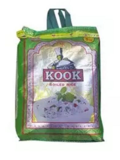 Kook boiled rice 5 Kg