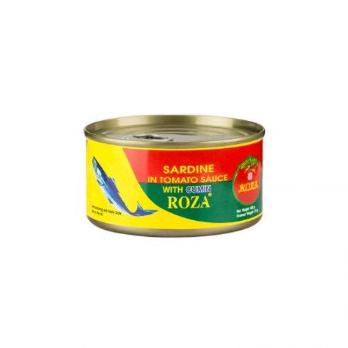 Roza (Sardine in Tomato Sauce) 185 gm