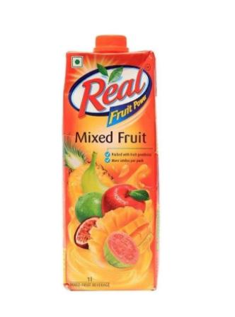 Real Fruit Power Mixed Fruit Juice