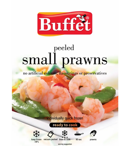 Small Prawns - 250 gms