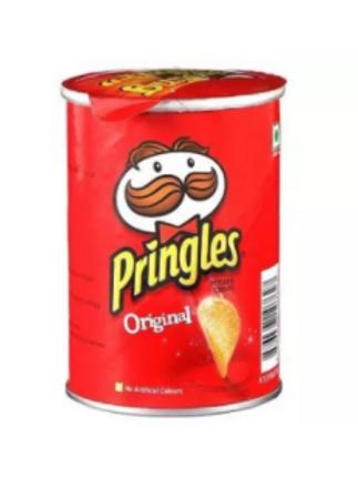 Pringles Original Potato Chips - 42 gm