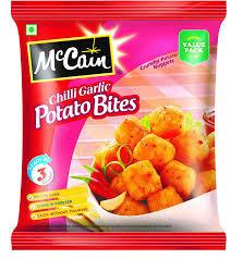 McCain Chilli Garlic Potato Bites, 700g
