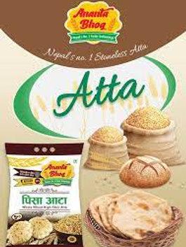 Ananta Bhog Whole Wheat Aata 5 kg