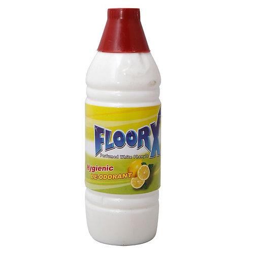 Floor X Perfumed White Phenyle, 600 ml