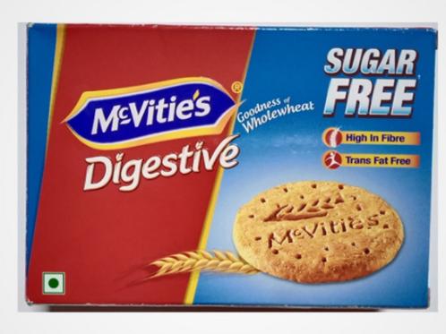 McVities Digestive Sugar Free 300 gm