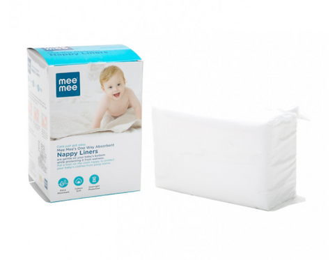 ONE WAY PROTECTIVE NAPPY LINERS