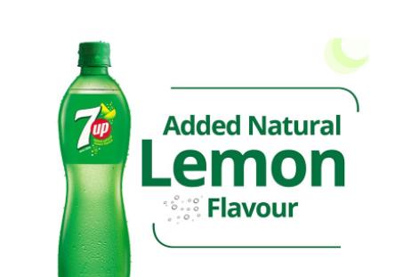 7UP Soft Drink (Bottle)