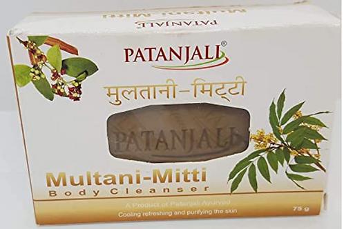 Patanjali Multani Mitti 75 gm