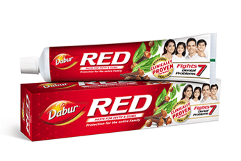 Dabur Red Paste for Teeth and Gums 40 gm