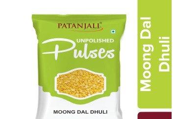 Patanjali Moong Dal - 1 Kg