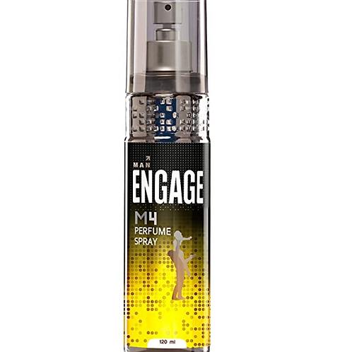 Man Engage m4 Perfume Spray 120ml