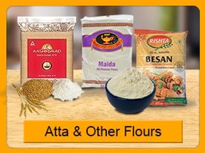 Atta & Other Flours