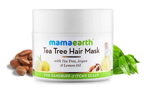 Tea Tree Anti Dandruff Hair Mask, 200ml