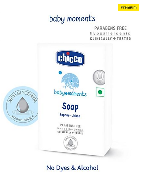 Chicco - Baby Moments Soap