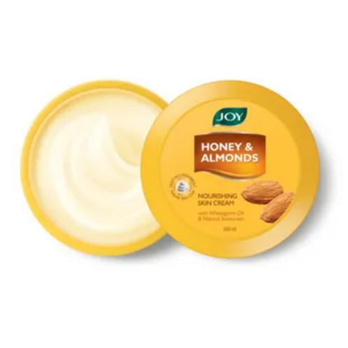 Joy Honey and Almonds Nourishing Skin Cream 200 ml