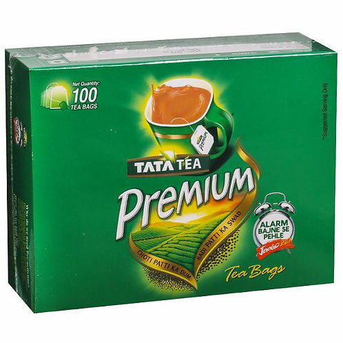 Tata Tea Premium (Tea Bags) - 100 Bags