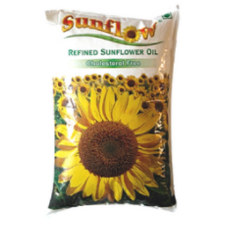 Sunflow Sunflower Oil - 1 Ltr