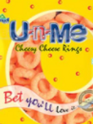 U and Me Cheese Ring - 25 gm