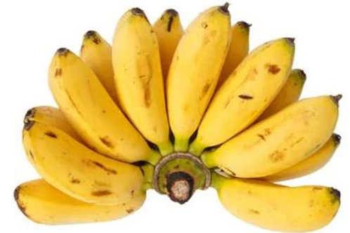 Banana 12 Pcs ( 1 Dozen) - Small