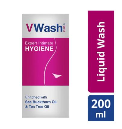 V Wash Plus Expert Hygiene Intimate Wash