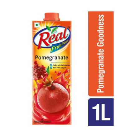 Real Fruit Power Pomegranate Juice