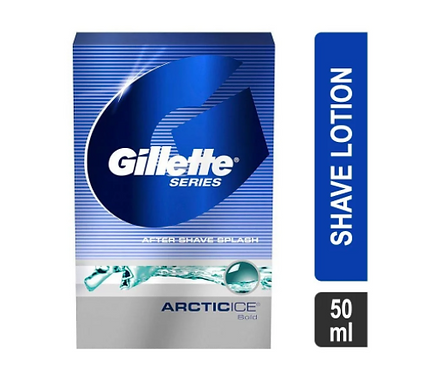 Gillette Arctic Ice Bold After Shave Lotion