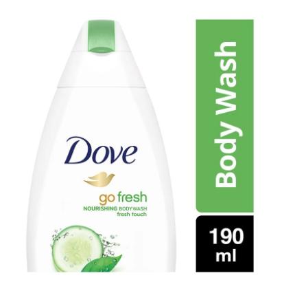 Dove Go Fresh Nourishing Body Wash