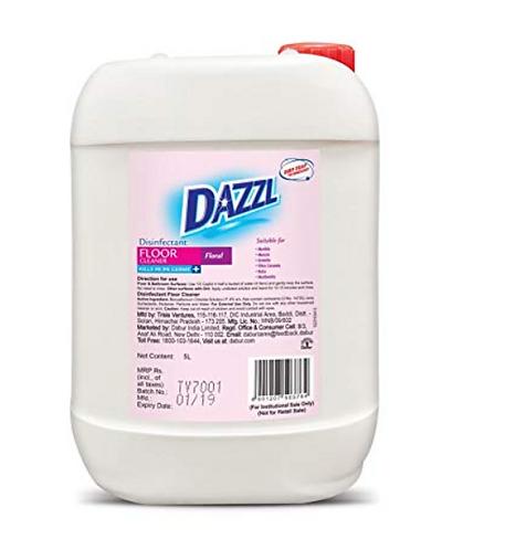 Dazzl Disinfectant Floor Cleaner - 5 L
