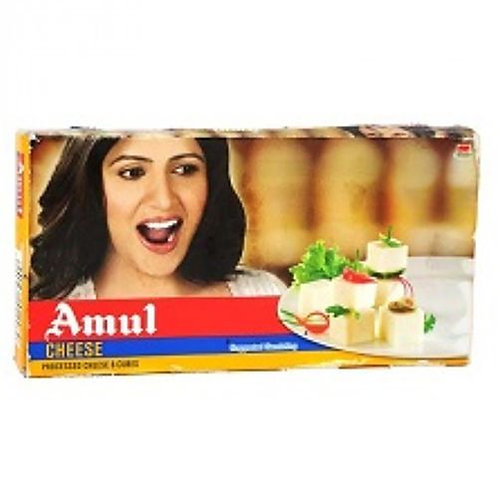 Amul Cheese (Processed Cheese, 8 Cubes) 200gm
